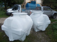 Rezervoare transport apa 1000 litri